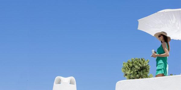 Mill Houses, Santorini - Paddo Parasol