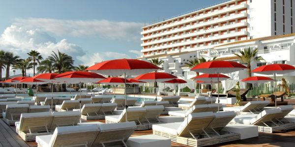 Ushuaia Beach Hotel, Ibiza - Paddo Parasol
