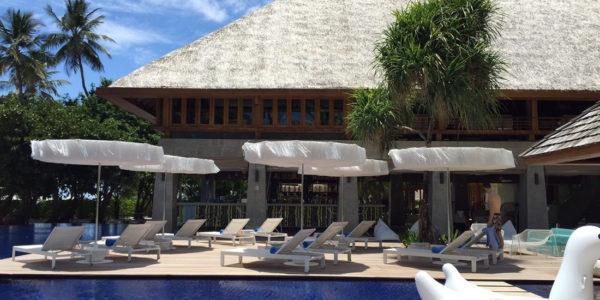 W Retreat & Spa, Malediven - Frou Frou Parasol