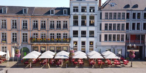 Grand-Place Bergen, Bergen - MacSymo Parasol