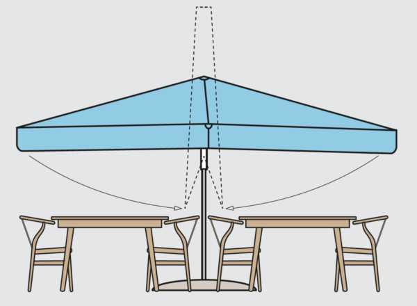 open-close-above-table