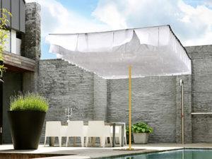 Breezer Parasol - 3.5 x 2.5 m
