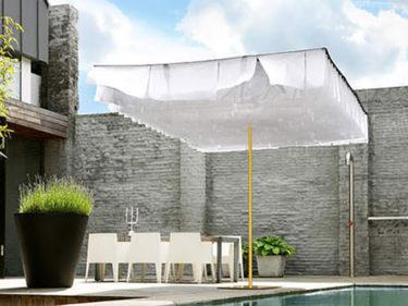 Parasol Breezer - 3.5 x 2.5 m