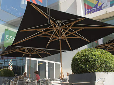 Cape Wood parasol