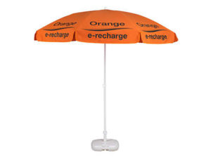 Classico parasol 1.90m staal