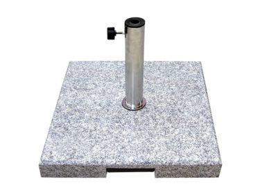Base de parasol en granite 40 kg