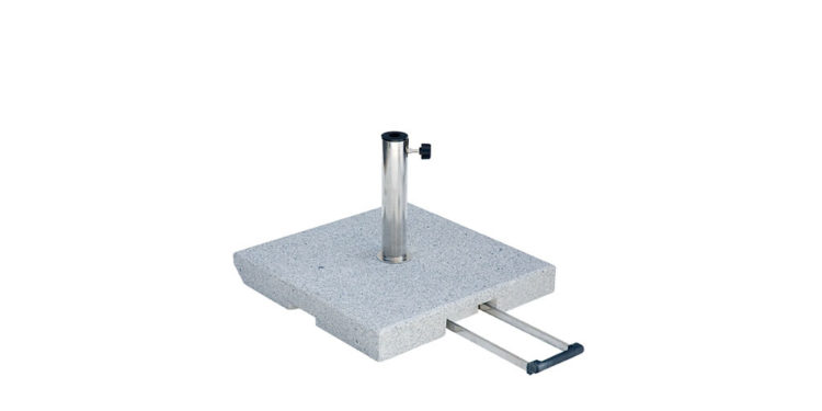 Granite parasol base 40 kg