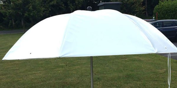 Welding and working umbrella 2.2 m