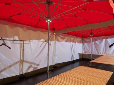 side panels for your market parasol