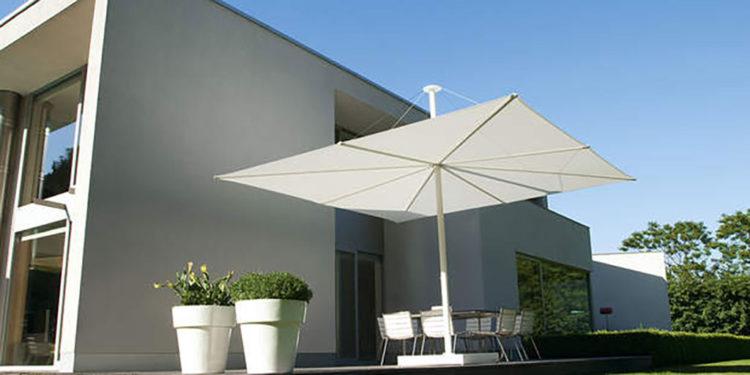 Solis Parasol - 4 x 4 m