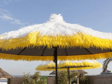 Parasol Tahiti - Ø 3m