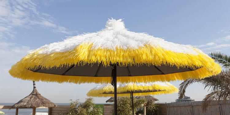 Tahiti Parasol - Ø 3m