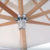 Video: Cape Wood parasol opens with autolift system.