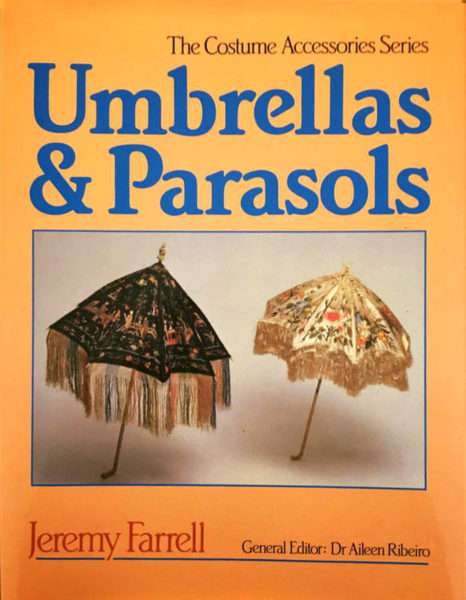 Boek Umbrellas and Parasols