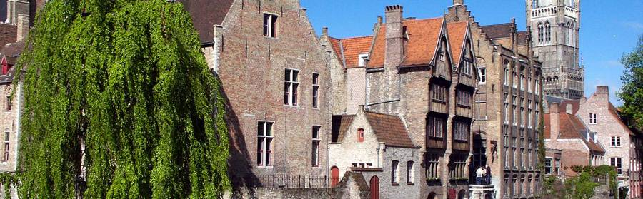 Castillion in Brugge