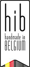 handmade in Belgium logo