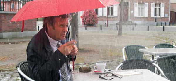 parasoltip: regen op je terras