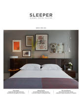 Symo in Sleeper magazine