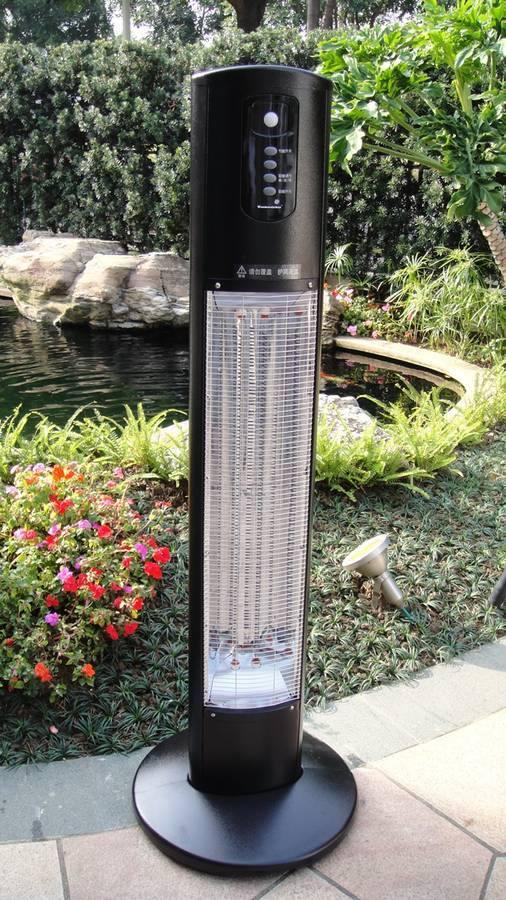 Symo terrasverwarmer staand