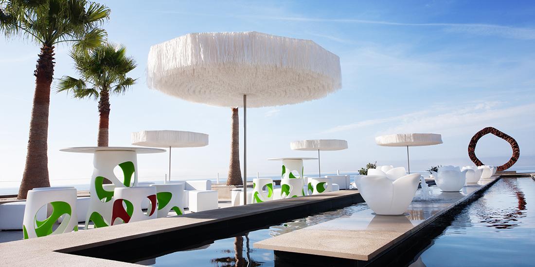 Anima Beach Club, Palma De Mallorca - Frou Frou Parasol