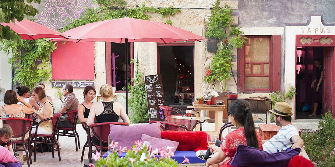 Chateau Castigno, Assignan - Gulliver Parasol