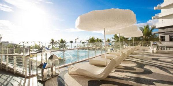 E-Land Hotel, Saipan - Frou Frou Parasol