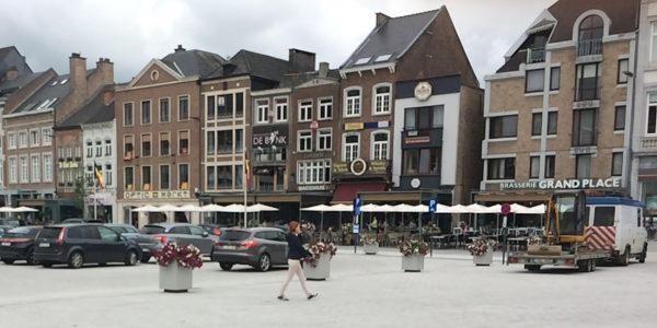 Grote Markt Sint-Truiden, Sint-Truiden - Quattro Parasol