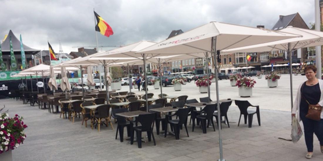 Market Place Sint-Truiden - Sint-Truiden - Quattro Parasol