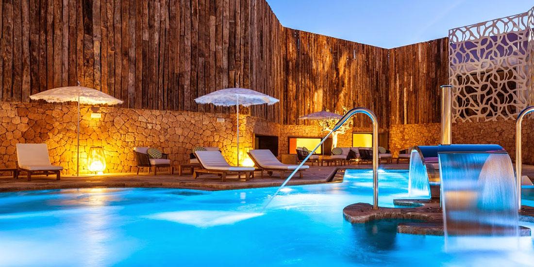 Hard Rock Hotel, Ibiza - Shadylace Parasol