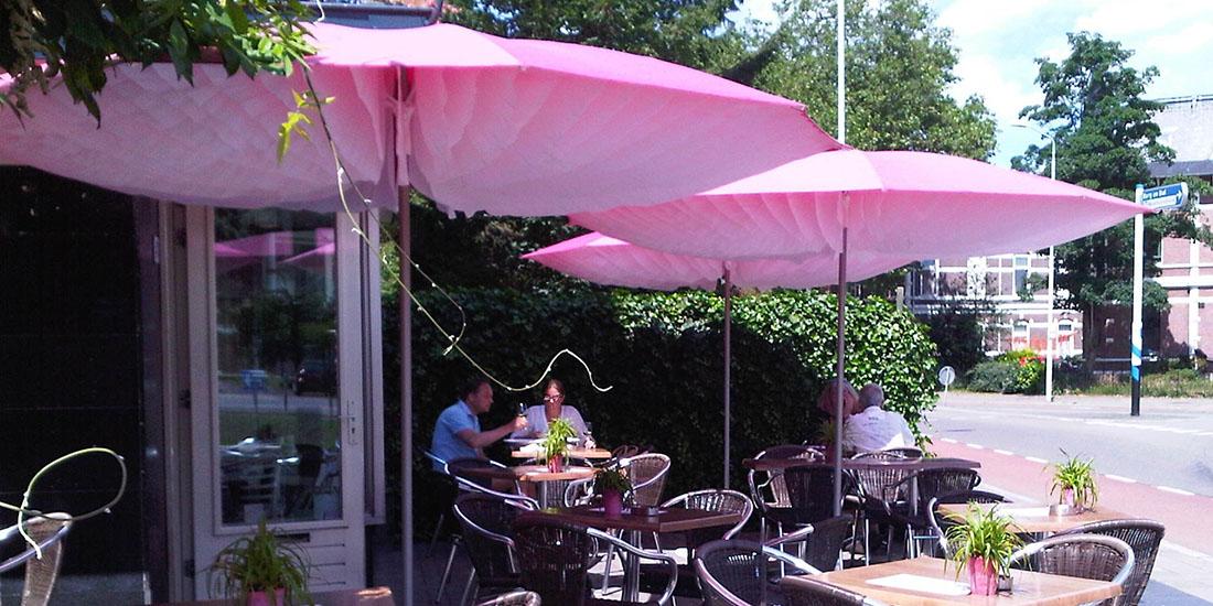 Resto Lodewijk, Nijmegen - Paddo Parasol