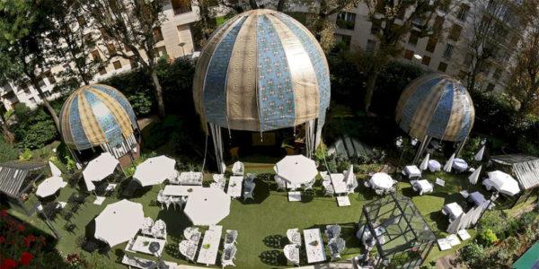 Saint James Hotel - Paris - Couture Parasol