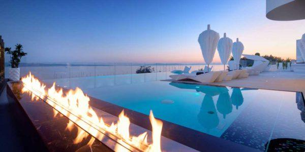 Luxe Boutique Hotel, Split - Frou Frou parasol