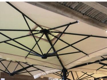 Guttter for Trevo parasol