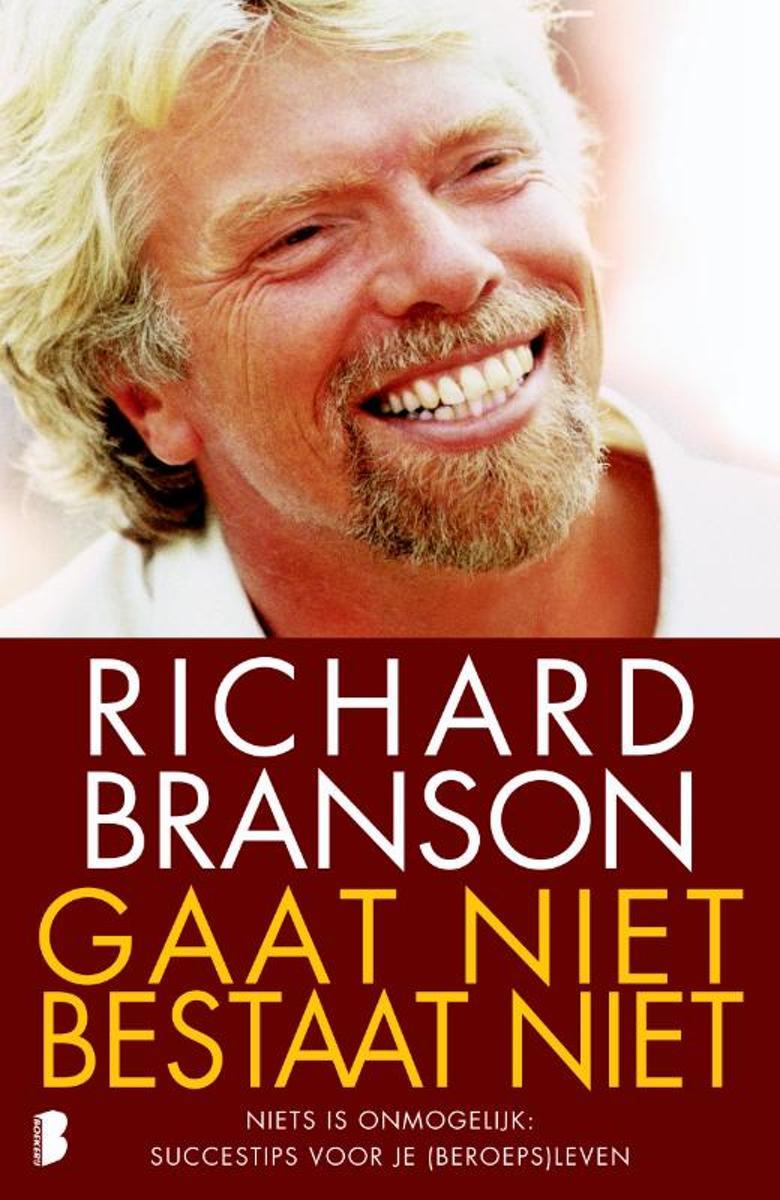 Gaat niet bestaat niet - Richard Branson