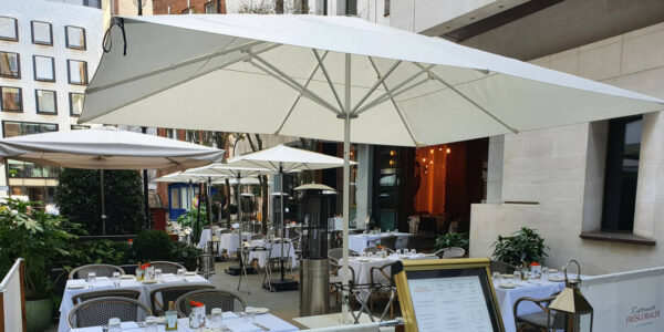 Ristorante Frescobaldi, London - MacSymo and Quattro