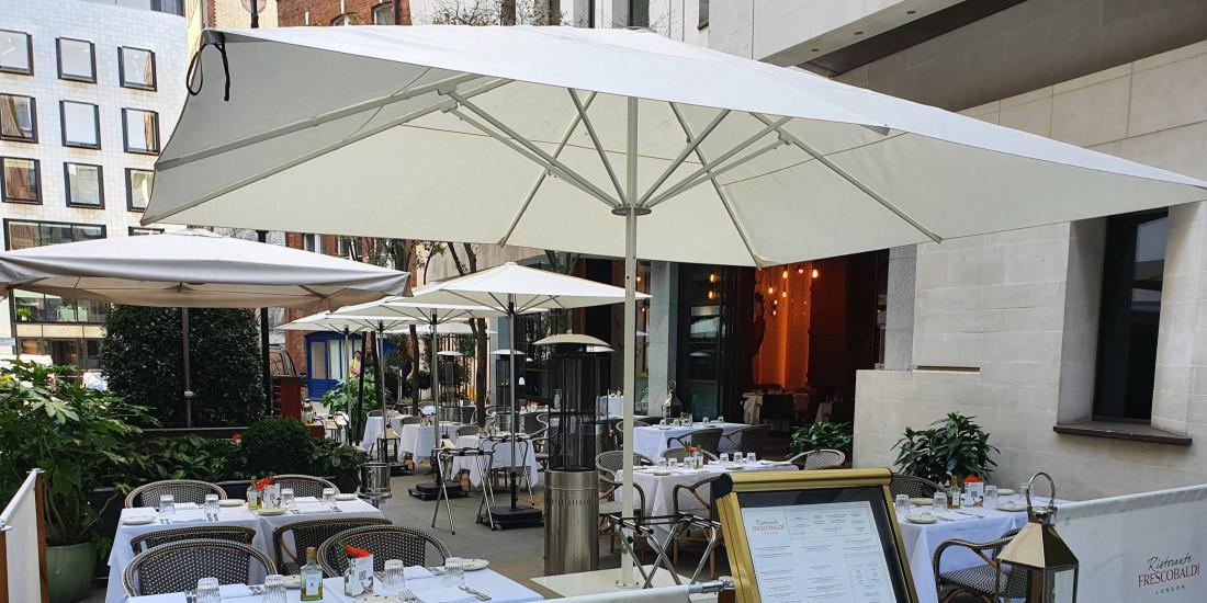 Ristorante Frescobaldi, London - MacSymo and Quattro