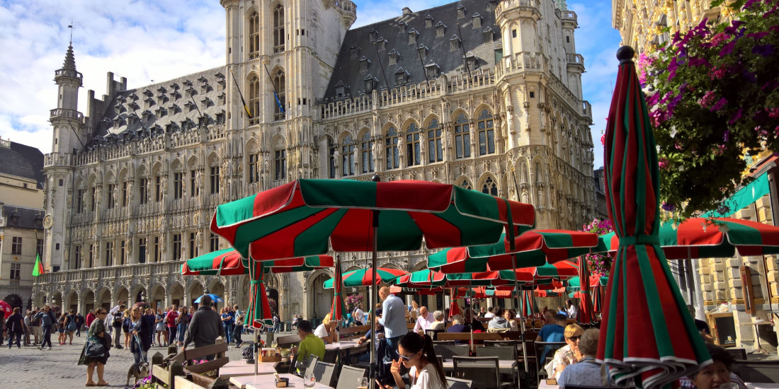 Le Roy d'Espagne, Grote Markt Brussel - Classico
