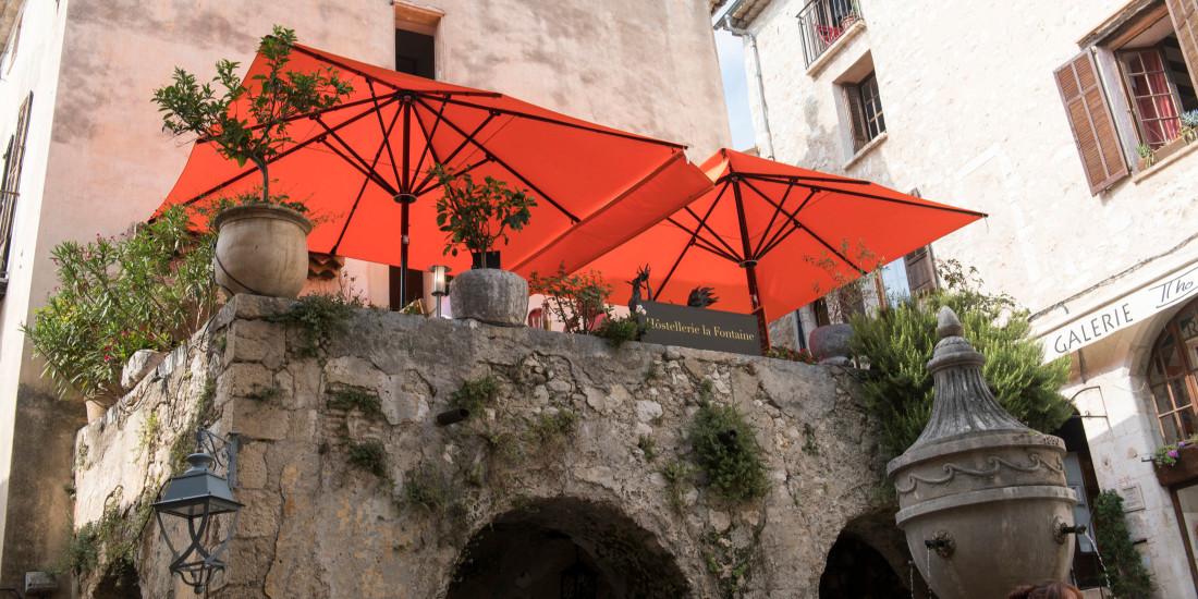 Hostellerie La Fontaine, Saint-Paul de Vence - MacSymo