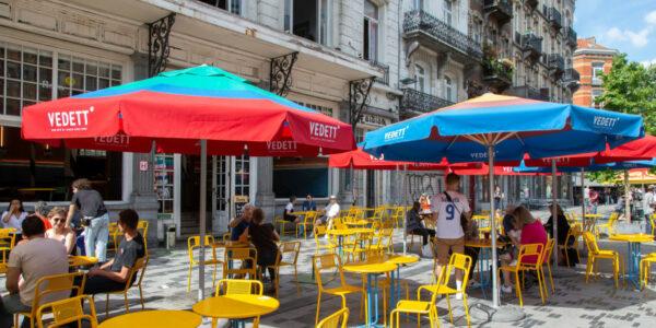 Café Flora, Vorst